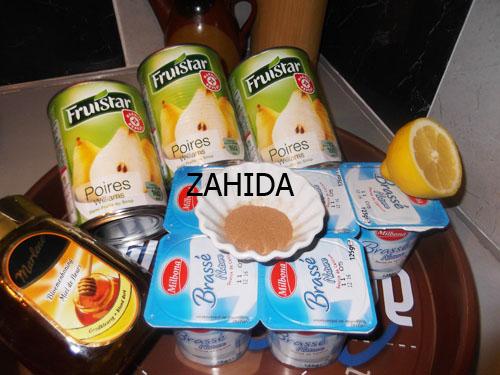 Milk-Shake à la poire dans BOISSONS/JUS dscf5227